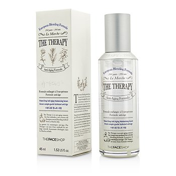 The Face Shop The Therapy Water-Drop Anti-Aging Moisturizing Serum 45ml/1.52oz