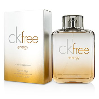 Calvin KleinCK Free Energy Eau De Toilette Spray 100ml/3.4oz