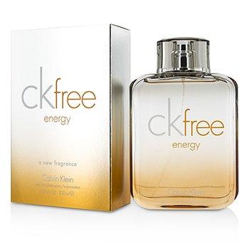 Calvin Klein CK Free Energy EDT Spray 100ml/3.4oz  men