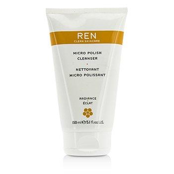 Ren Micro Polish Cleanser - Except Sensitive Skin (Unboxed) 150ml/5.1oz