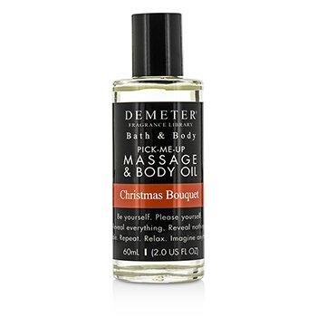 Demeter Christmas Bouquet Massage & Body Oil 60ml/2oz