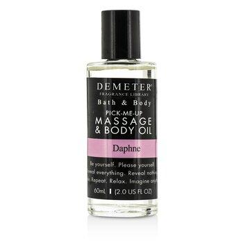 Demeter Daphne Massage & Body Oil  60ml/2oz