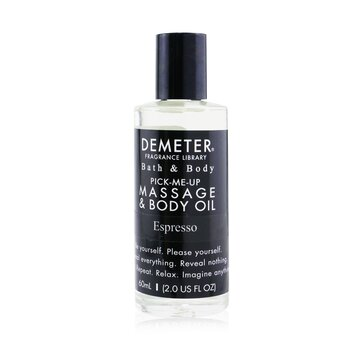 DemeterEspresso Massage & Body Oil 60ml/2oz