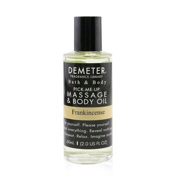 DemeterFrankincense Massage & Body Oil 60ml/2oz