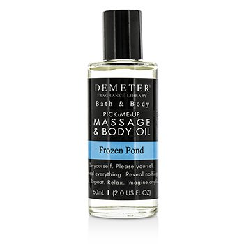 Demeter Frozen Pond Massage & Body Oil  60ml/2oz