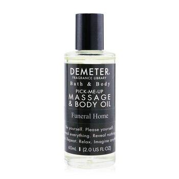Demeter Funeral Home Massage & Body Oil 60ml/2oz