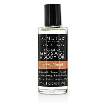 Demeter Fuzzy Navel Massage & Body Oil 60ml/2oz