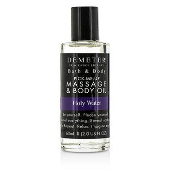 Demeter Holy Water Massage & Body Oil 60ml/2oz