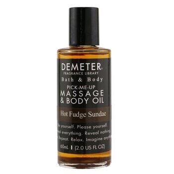 Demeter Hot Fudge Sundae Massage & Body Oil 60ml/2oz