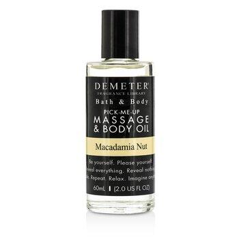 DemeterMacadamia Nut Massage & Body Oil 60ml/2oz