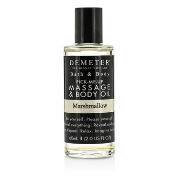 DemeterMarshmallow Massage & Body Oil 60ml/2oz