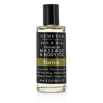 Demeter Martini Massage & Body Oil 60ml/2oz