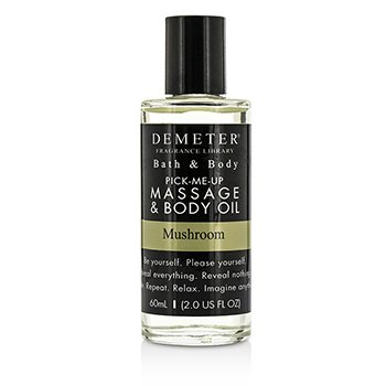 DemeterMushroom Massage & Body Oil 60ml/2oz