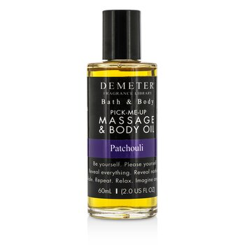 DemeterPatchouli Massage & Body Oil 60ml/2oz