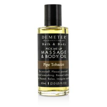 DemeterPipe Tobacco Massage & Body Oil 60ml/2oz