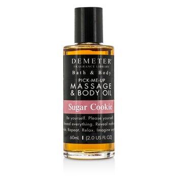 DemeterSugar Cookie Massage & Body Oil 60ml/2oz