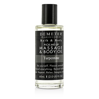 Demeter Turpentine Massage & Body Oil  60ml/2oz