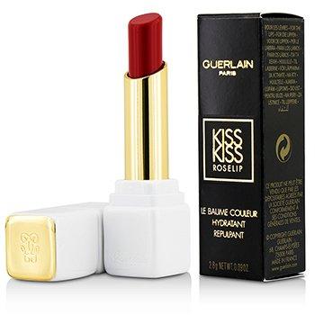 Guerlain KissKiss Roselip Hydrating & Plumping Tinted Lip Balm – #R329 Crazy Bouquet 2.8g/0.09oz