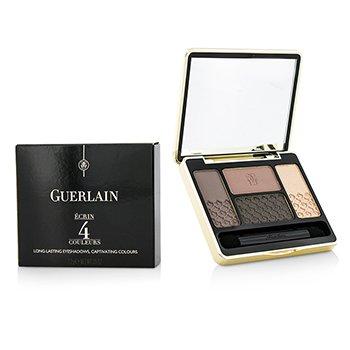 Guerlain Ecrin 4 Couleurs Long Lasting Eyeshadow – #19 Les Cendres 7.2g/0.25oz