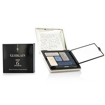 Guerlain Ecrin 6 Couleurs Eyeshadow Palette - # Beaugrenelle  7.3g/0.25oz
