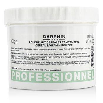 DarphinCereal & Vitamin Powder (Salon Product) 400g/14.1oz