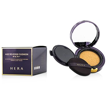 Hera Age Reverse Cushion SPF38 With Extra Refill - #N21 Pink Vanilla Natural 2x15g/0.5oz
