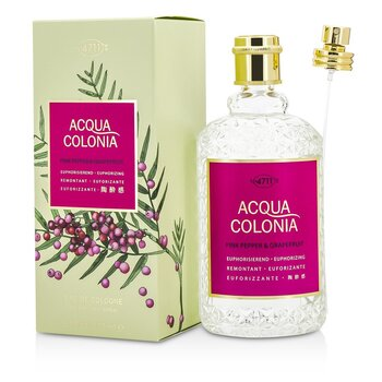 4711Acqua Colonia Pink Pepper & Grapefruit Eau De Cologne Spray 170ml/5.7oz