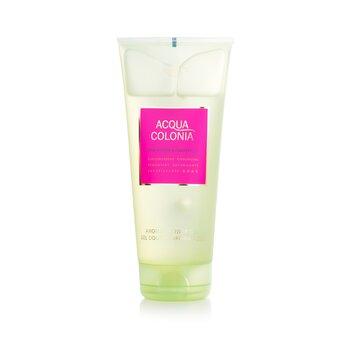 4711 Acqua Colonia Pink Pepper & Grapefruit Aroma Shower Gel 200ml/6.8oz men s fragrance