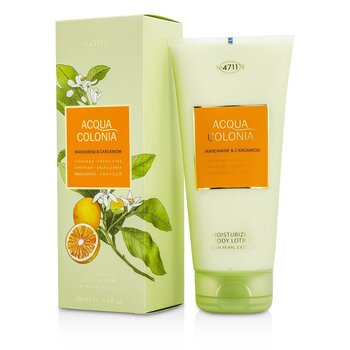 4711Acqua Colonia Mandarine & Cardamom Moisturizing Body Lotion 200ml/6.8oz
