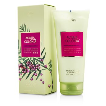 4711Acqua Colonia Pink Pepper & Grapefruit Moisturizing Body Lotion 200ml/6.8oz