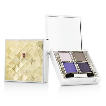 Elizabeth Arden Beautiful Color Eye Shadow Quad - #02 Posh Purples (Limited Edition) 4.4g/0.15oz