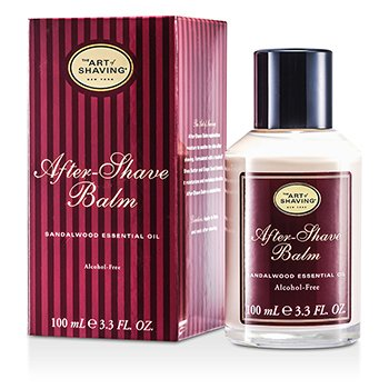 The Art Of Shaving B�lsamo After Shave - ACeite Esencial de S�ndalo  100ml/3.4oz