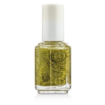 Essie Nail Polish – 0198 Golden Nuggest (A Glittery Bold Gold) 13.5ml/0.46oz