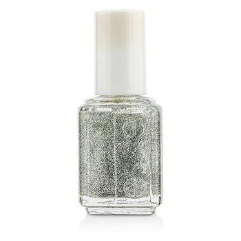 Essie Nail Polish – 0199 Silver Bullions (A Luminescent Silver With Glittery Sheen) 13.5ml/0.46oz