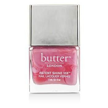 Butter London Patent Shine 10X Nail Lacquer - # Loverly 11ml/0.4oz
