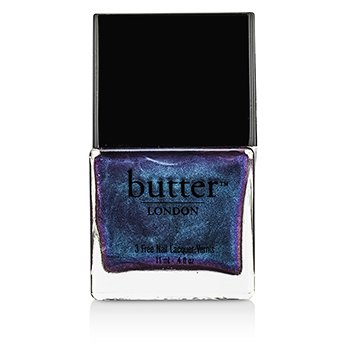 Butter London 3 Free Nail Lacquer - # Petrol 11ml/0.4oz