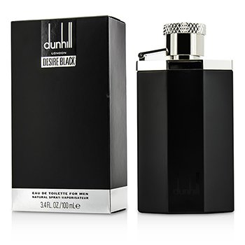 DunhillDesire Black Eau De Toilette Spray 100ml/3.4oz