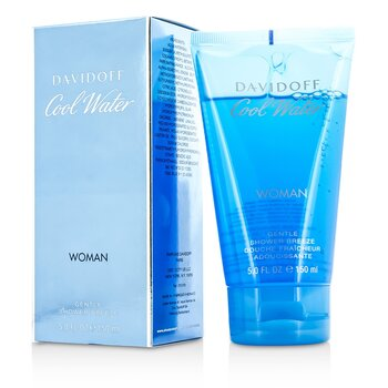 DavidoffCool Water Gentle Shower Breeze 150ml/5oz