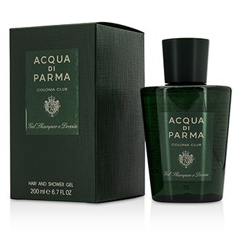 Acqua Di Parma Colonia Club Hair & Shower Gel 200ml/6.7oz