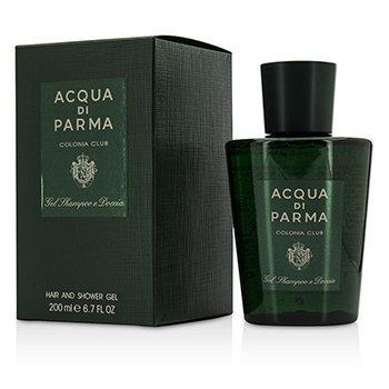 Acqua Di ParmaAcqua di Parma Colonia Club Hair & Shower Gel 200ml/6.7oz