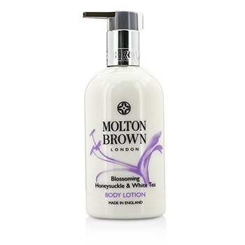 Molton Brown Blossoming Honeysuckle & White Tea Loci�n Corporal  300ml/10oz