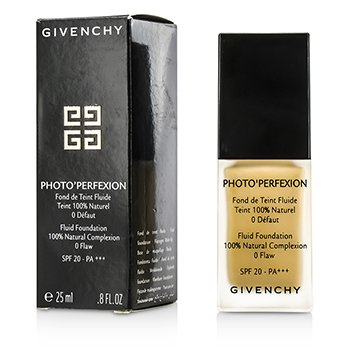Givenchy Photo Perfexion Fluid Foundation SPF 20 – # 106 Perfect Pecan 25ml/0.8oz
