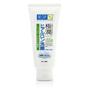 Hada Labo Gokujyun Hyaluronic Acid Facial Washing Foam 100g/3.38oz