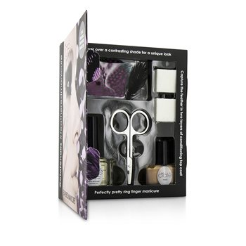 Ciate Feathered Manicure Set – All A Flutter –