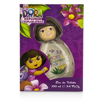 Dora The Explorer Eau De Toilette Spray 100ml/3.4oz