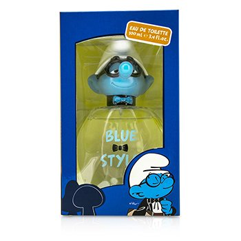 The Smurfs Brainy Eau De Toilette Spray 100ml/3.4oz