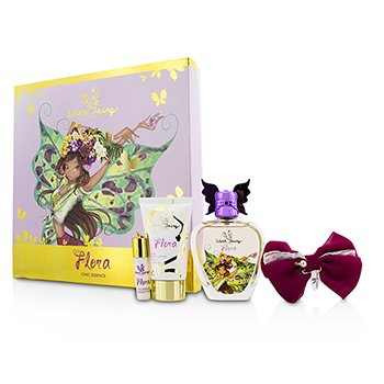 Winx Fairy Couture Flora Chic Essence �����: ��������� ���� ����� 100��/3.4��� + ������ ��� ���� 75��/2.55��� + ��������� ������ 5��