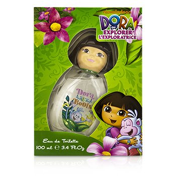Dora The Explorer Dora & Boots Eau De Toilette Spray 100ml/3.4oz