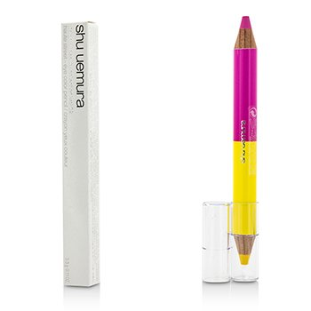 Shu Uemura Dual End Eye Color Pencil (The Vision of Beauty Haute Street Collection Vol.02) - #Warm x Vibrant  3.3g/0.11oz