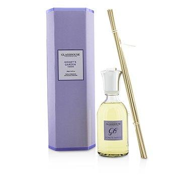 Glasshouse Triple Strength Fragrance Diffuser - Monet's Garden (Tuberose) 250ml/8.45oz